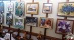 """Выставка """"Шчыра ад душы"""" клуба """"Природа и фантазия"""" в Миорском музее. 2018 г."""